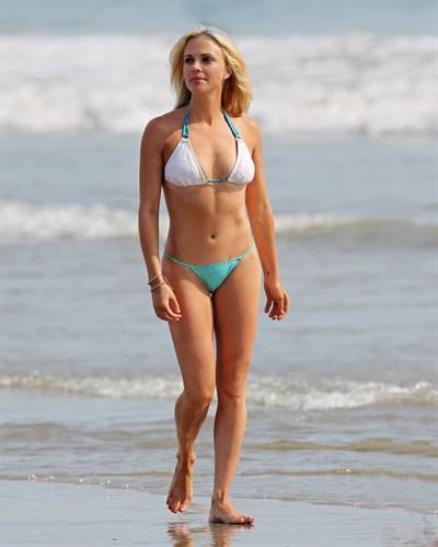 Kelly Sullivan in a bikini