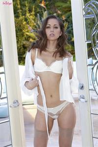 Riley Reid in lingerie