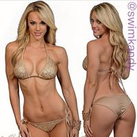 Tawna Eubanks McCoy in a bikini - ass