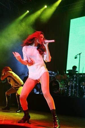Selena Gomez –  Stars Dance  Milan performance 9/16/13