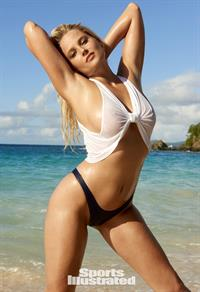 Genevieve Morton Sports Illustrated 2015
