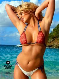 Genevieve Morton Sports Illustrated 2015