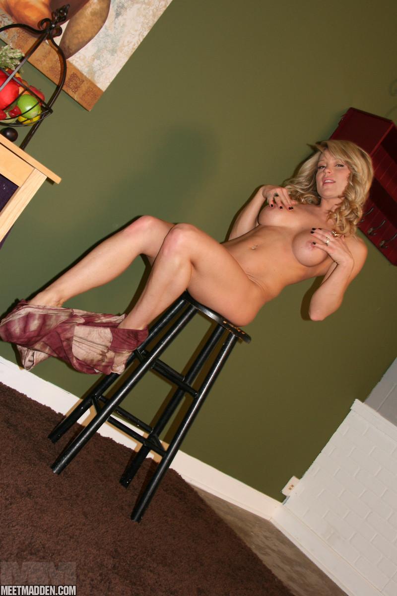 Meet Madden Fully Nude
