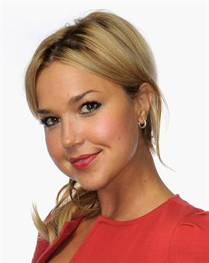 Arielle Kebbel - Australians In Films 2011 Breakthrough Awards Portraits at the Thompson Hotel on June 7, 2011 in Beverly Hills, California.
