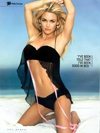 Kelly Carlson in a bikini