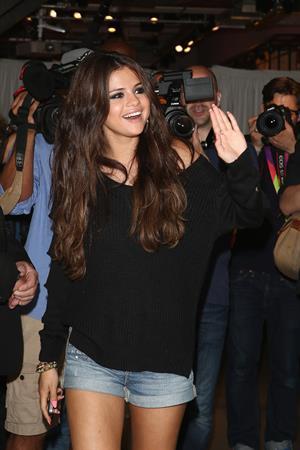 Selena Gomez - Adidas NEO Launch in Berlin 7/9/13