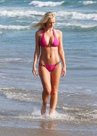 Sophie Turner (Model) in a bikini