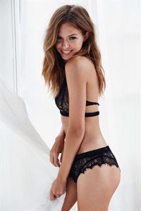 Josephine Skriver in lingerie