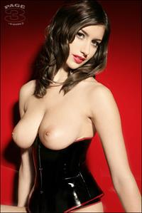 Katie Marie Cork - breasts