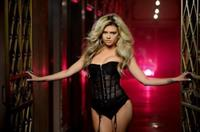 Chanel West Coast in lingerie