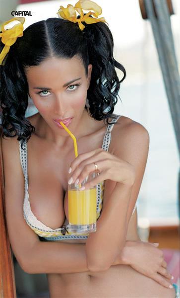 Randi Ingerman in a bikini