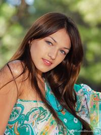 Sofi A Busty Brunette in the Sun