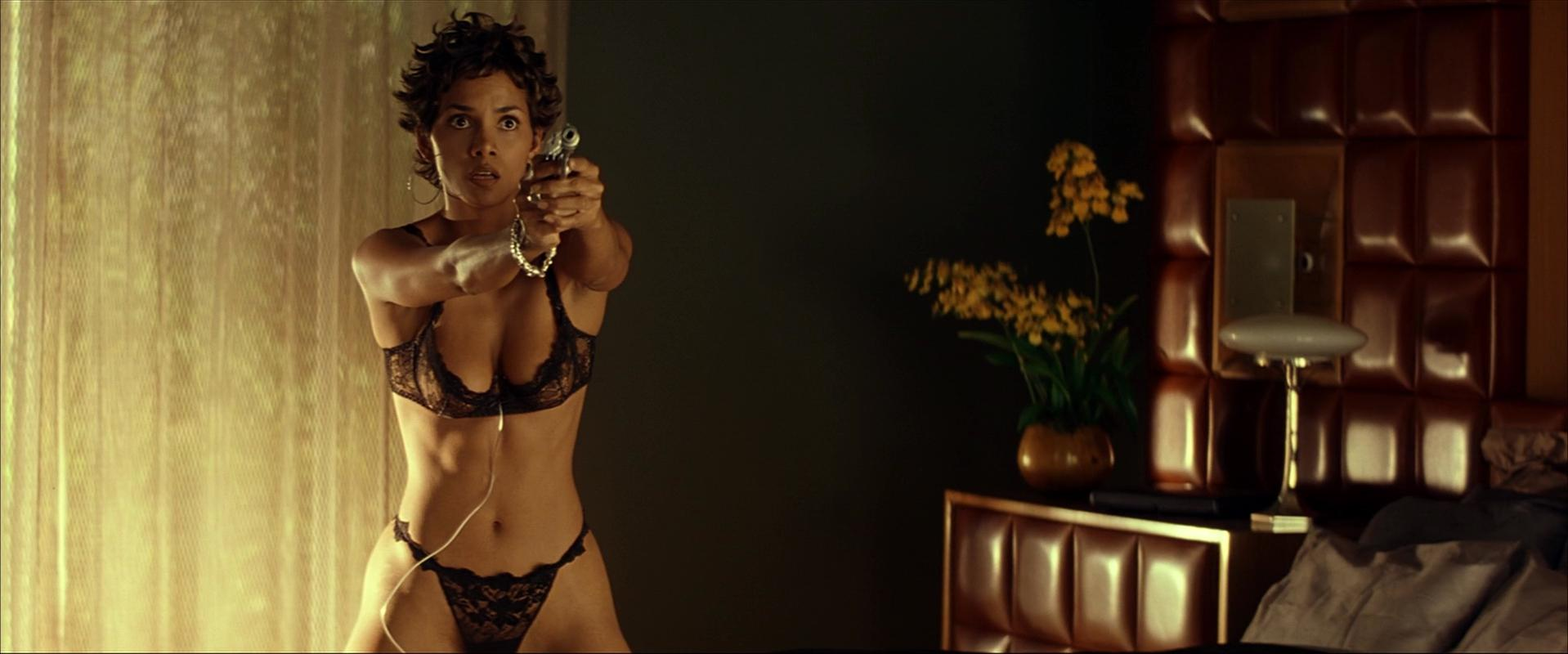 Halle berry naked in movie