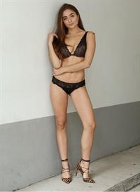 Sofia Tsakiridou in lingerie