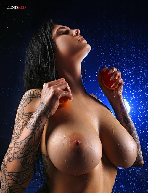 Evgeniya Talanina - breasts