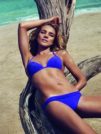 Natalia Vodianova in a bikini