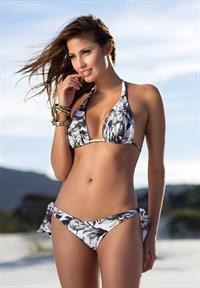 Isabela Soncini in a bikini