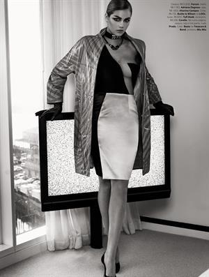 Kate Upton - Vogue Brasil - July 2013
