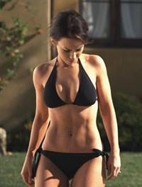 Lacey Chabert in a bikini