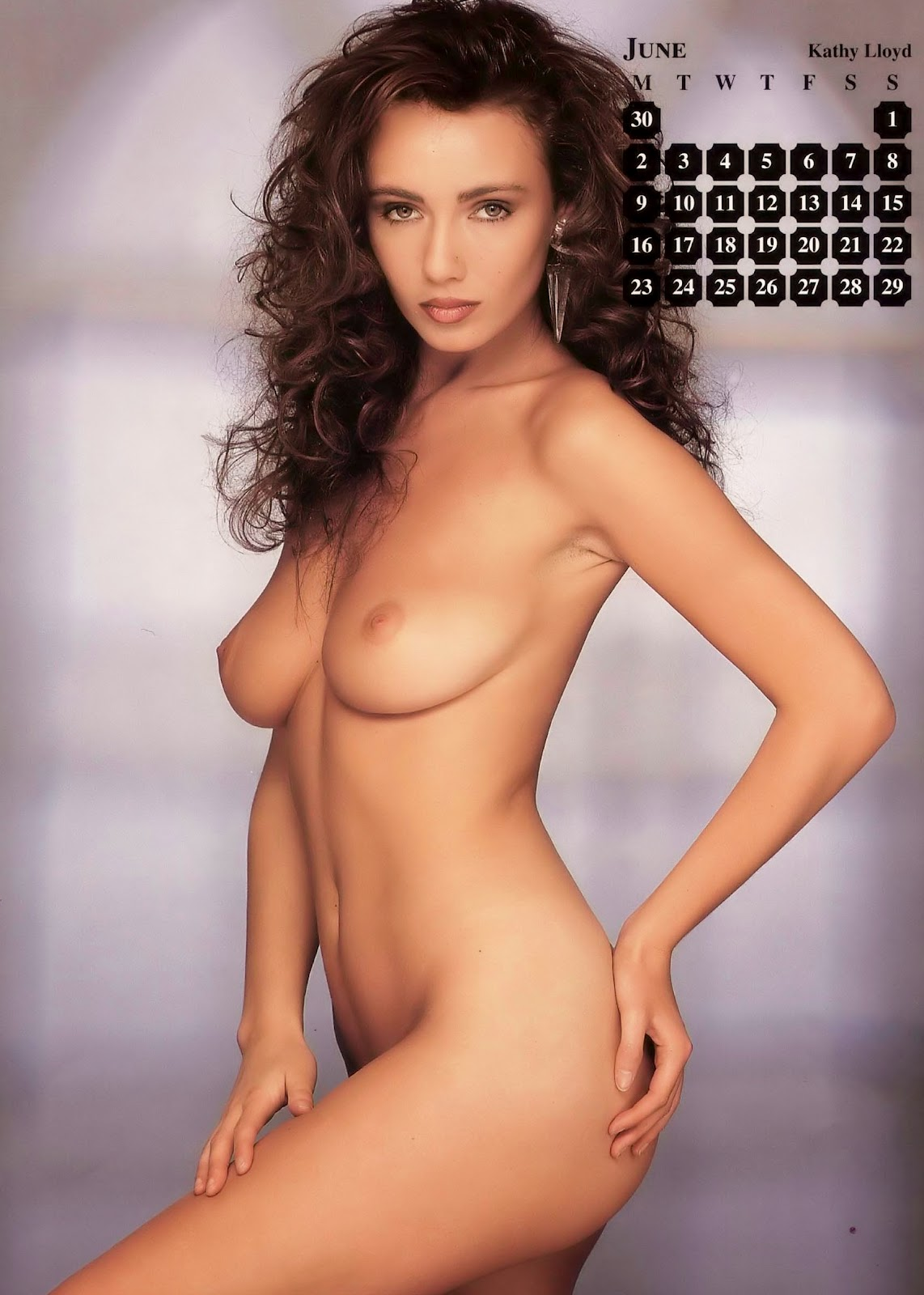Kathy Lloyd  nackt