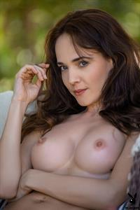 Bianka Helen Exposed for Playboy