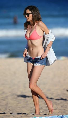 Nicole Trunfio - Sydney - 10-10-13