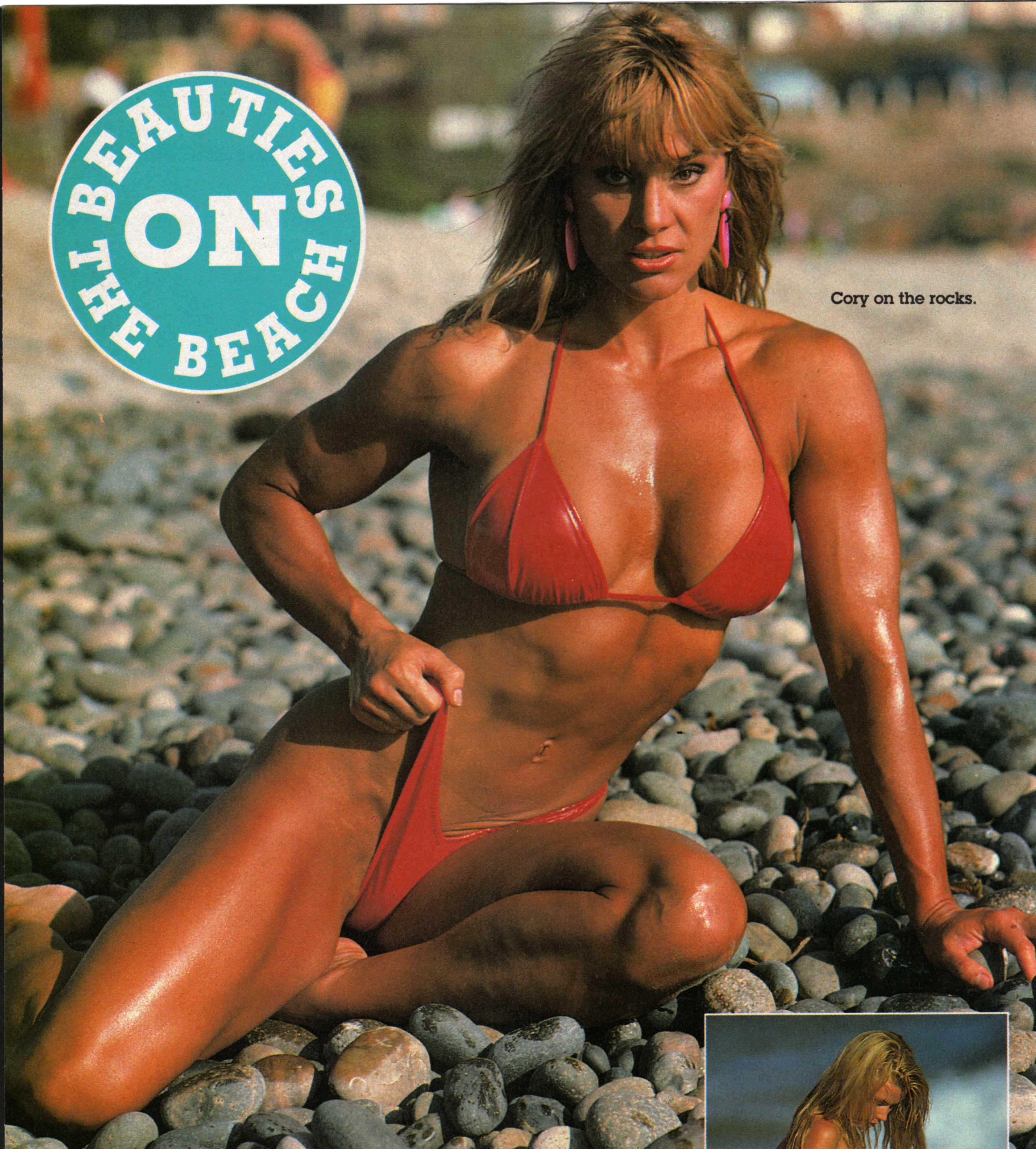 Cory Everson Pictures. Hotness Rating = Unrated
