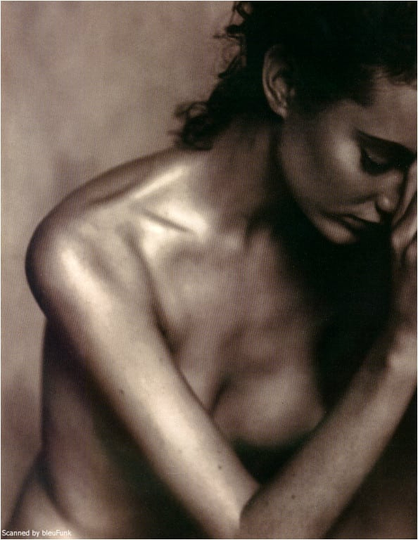 Your Shalom harlow nude final, sorry