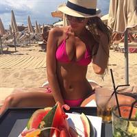 Mirgaeva Galinka in a bikini