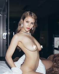 Caylee Cowan - breasts