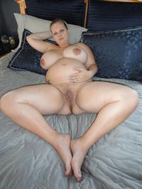 Pregnant chubby fuck meat