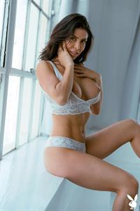 Divina in Lace Lingerie