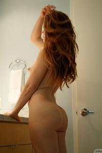 Misty Lovelace in a Thong