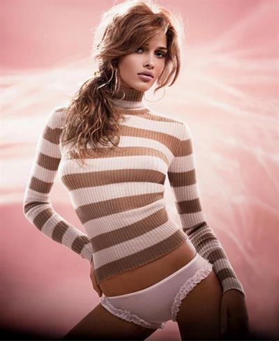Ana Beatriz Barros in lingerie