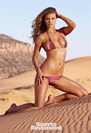 Nina Agdal Sports Illustrated 2015