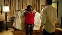 Ellia English in lingerie