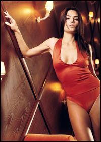 Talisa Soto in a bikini