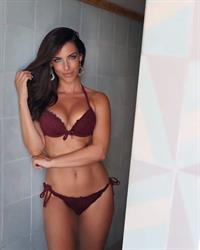 Jessica Lowndes in a bikini