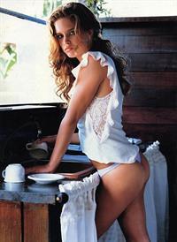Julie Ordon in lingerie - ass