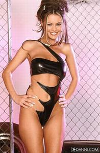 Crissy Moran in a bikini