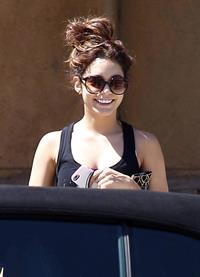 Vanessa Hudgens Spotted after workout in Studio City (May 28, 2013)