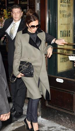 Victoria Beckham - Night out in New York City (10.02.2013)