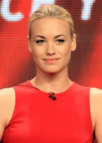 Yvonne Strahovski 2012 TCA Summer Press Tour - Showtime And CW Panels, July 30, 2012
