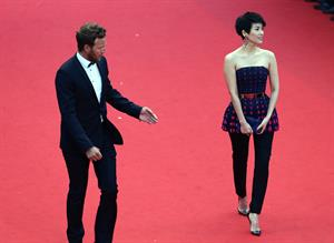 Zhang Ziyi Opening Ceremony And 'The Great Gatsby' Premiere