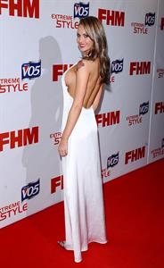 Jessica Jane Clement ~ FHMs 100 Sexiest Women in the World party, May 1, 2012