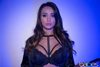 Alyssia Kent in lingerie