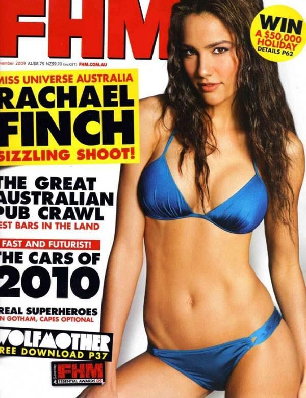 Rachael Finch
