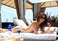 Jamie Chung in a bikini