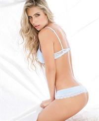 Ana Sofia Henao in lingerie - ass