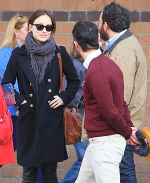 Olivia Wilde in New York City - April 13, 2013